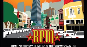 BPM flyer