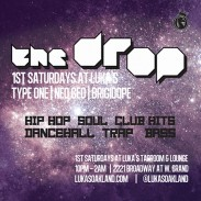 EVENT: THE DROP-NEW 1st SATURDAYS @Luka's Lounge, Oakland